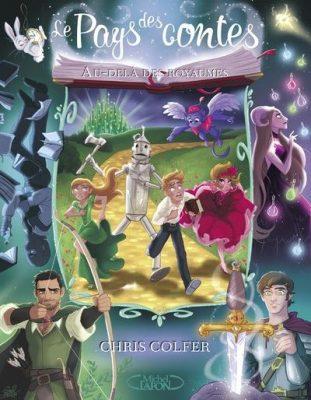 le pays des contes tome 4
