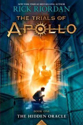 the trials of Apollo riordan